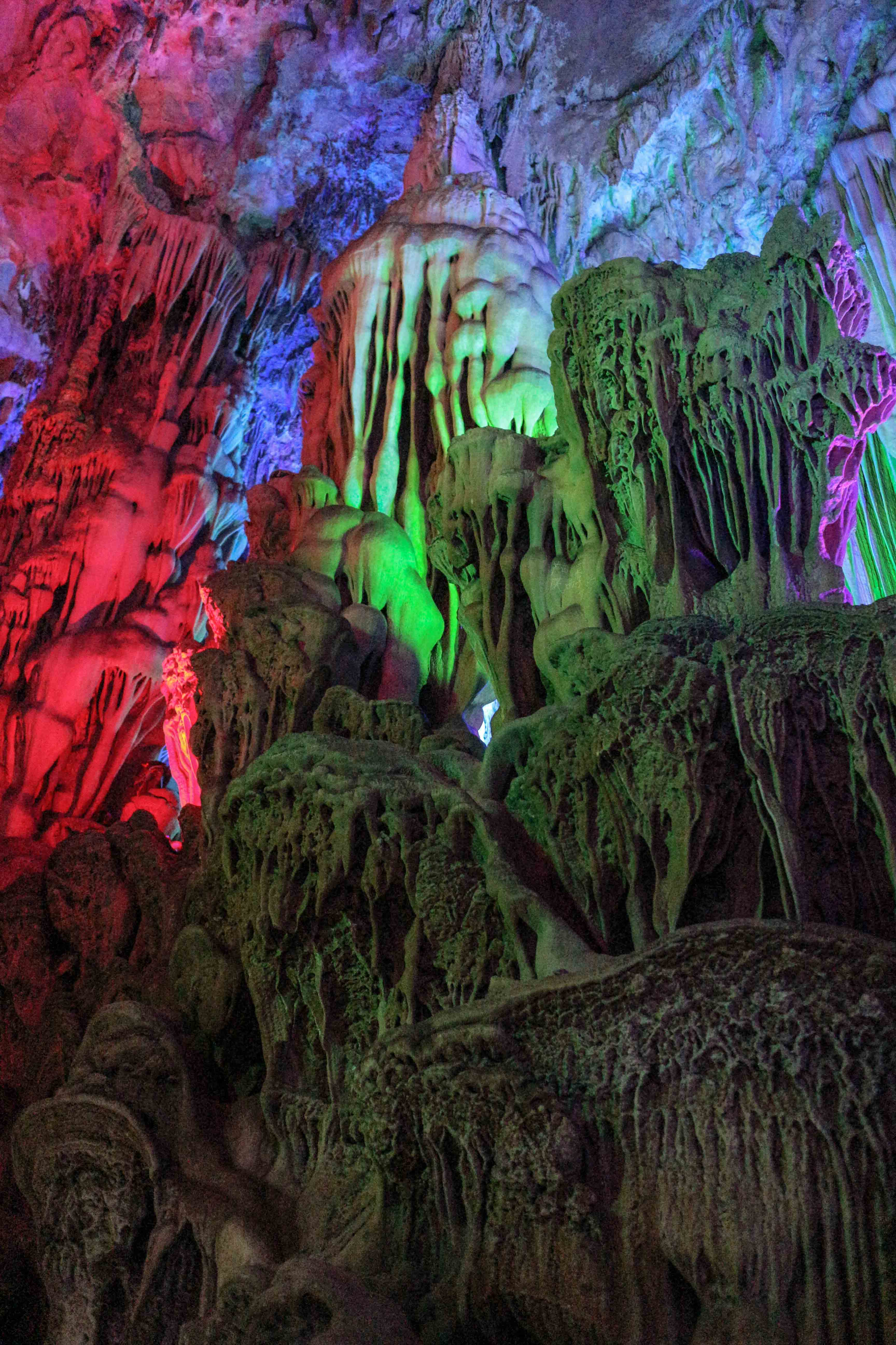 Reed Flute Cave Guilin