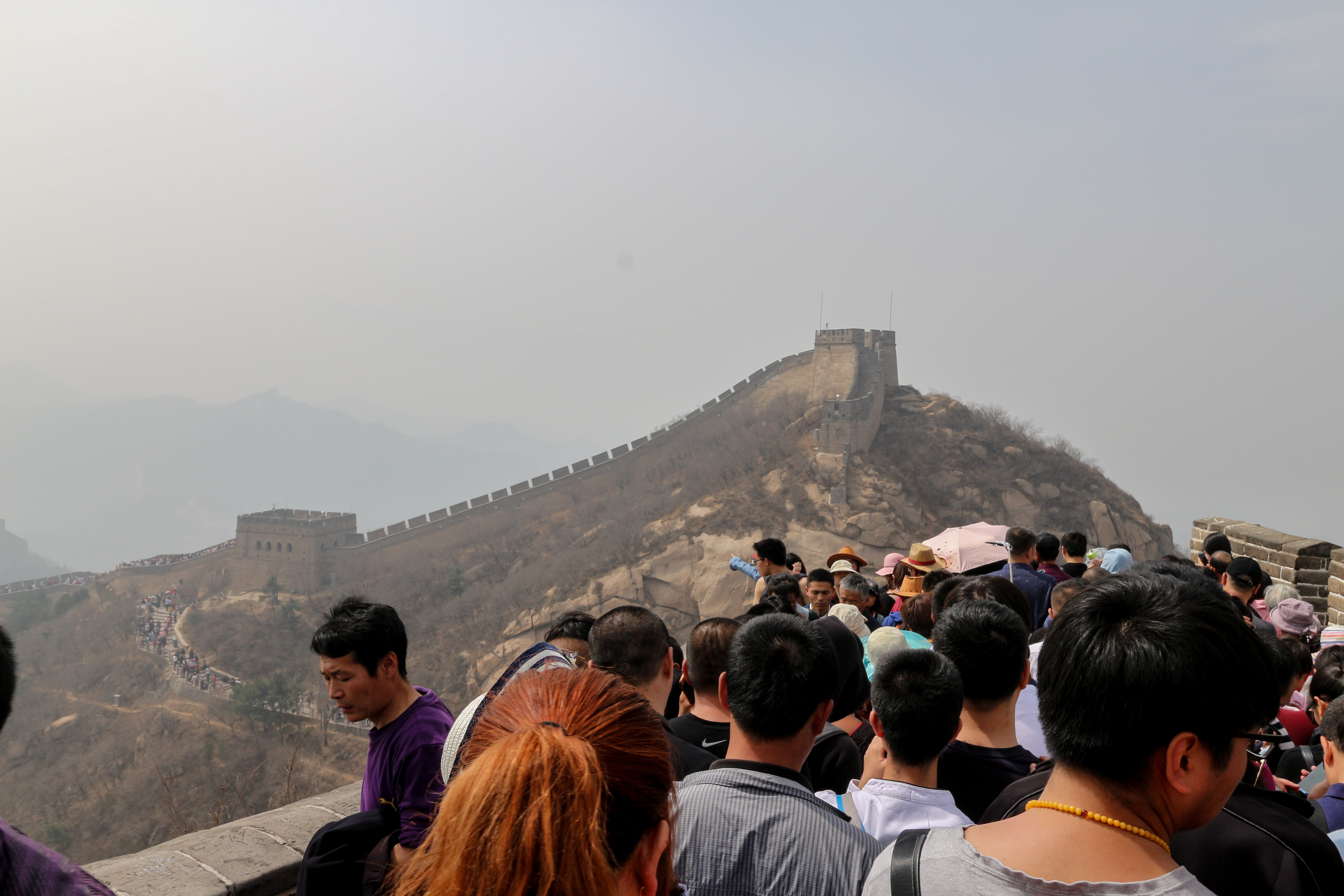 The Great Wall of China Badaling